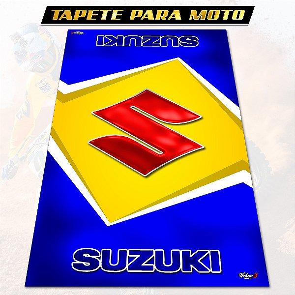 TAPETE MOTO - SUZUKI
