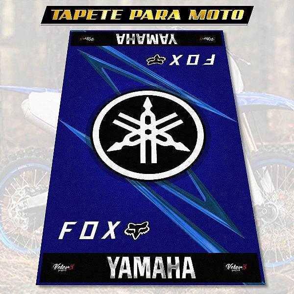 TAPETE PARA MOTO - YAMAHA