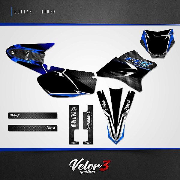 GRÁFICO TTR 230 - by Rider