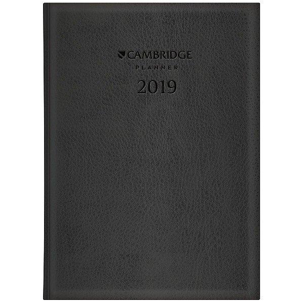 Planner Executivo Costurado Cambridge Extra M9 Tilibra