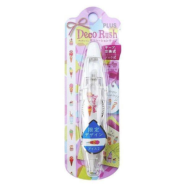 Fita Deco Rush - Ice Cream2 Plus Japan