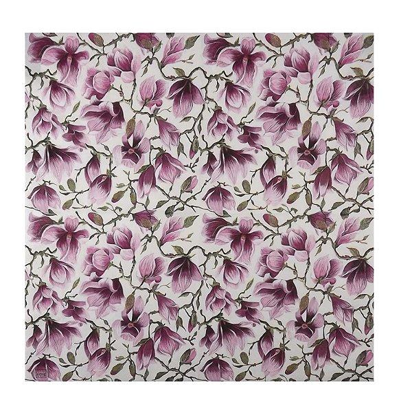 Guardanapo De Papel Toke & Crie 33X33 c/ 2 unid - Magnolias