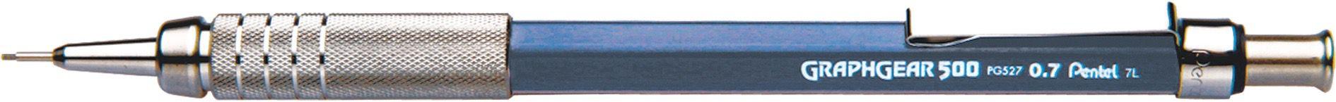 Lapiseira 0.7mm Pentel Graphgear - Azul