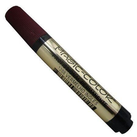 Magic Color Gold - Vermelho Ingles 1208