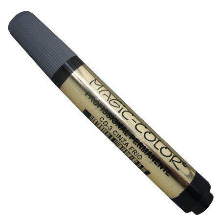 Marcador Magic Color Gold - Cinza Frio CG3
