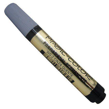 Marcador Magic Color Gold - Cinza Quente WG2