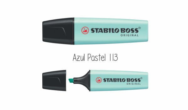Marca Texto Stabilo Boss Pastel Avulso
