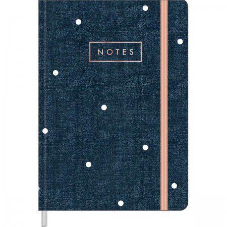 Caderno Costurado Sem Pauta Fitto Notes 80 Folhas Tilibra