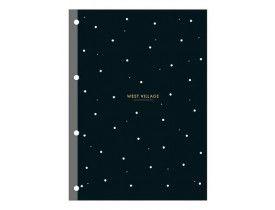 Refil Tiliflex para Caderno Argolado - Universitário West Village 80 Folhas