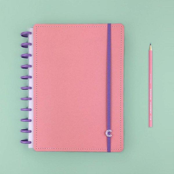 Caderno Inteligente Rose Rosé G+