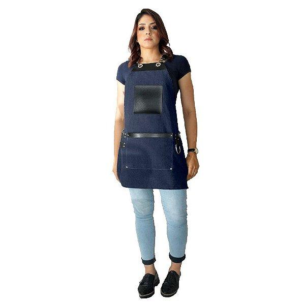 Avental em Jeans modelo Avodah feminino