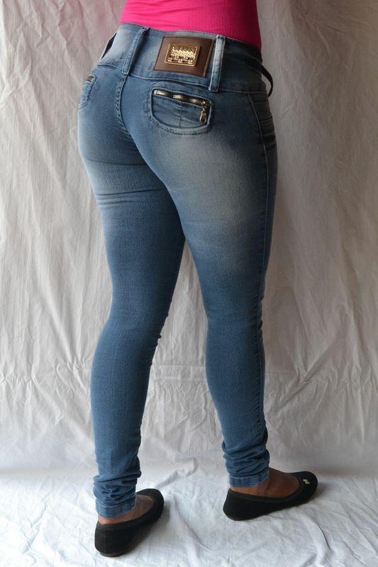 Calça Jeans Legging Feminina Helix Levanta Bumbum 750