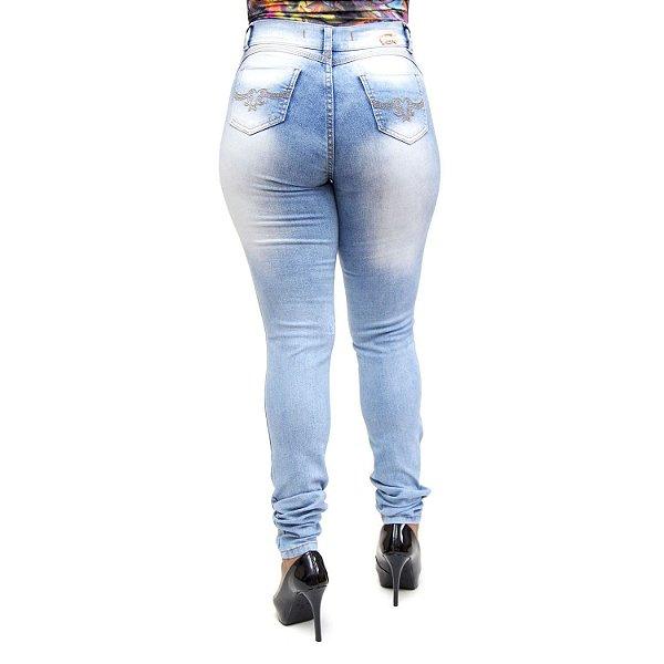 Calça Jeans Feminina Hot Pants Clara Hevox