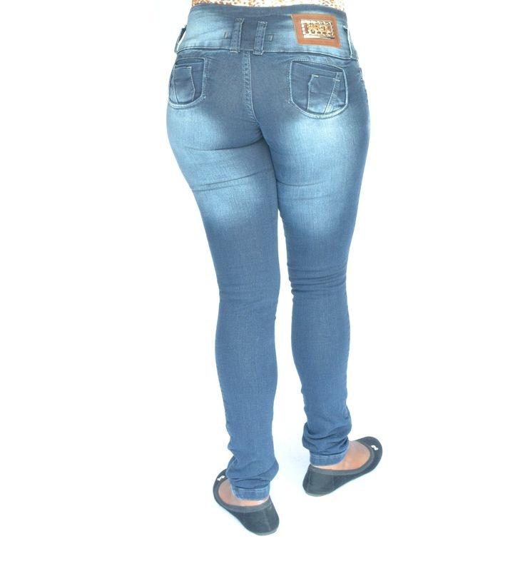 Calça Jeans Helix Modelo Legging Levanta Bumbum