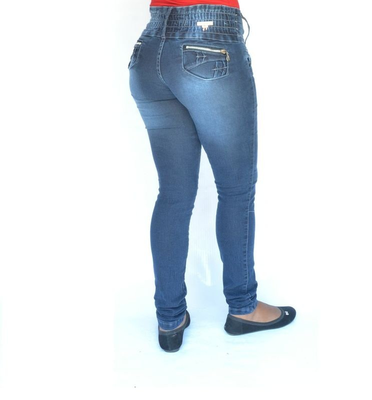 Calça Jeans Legging Credencial Levanta Bumbum