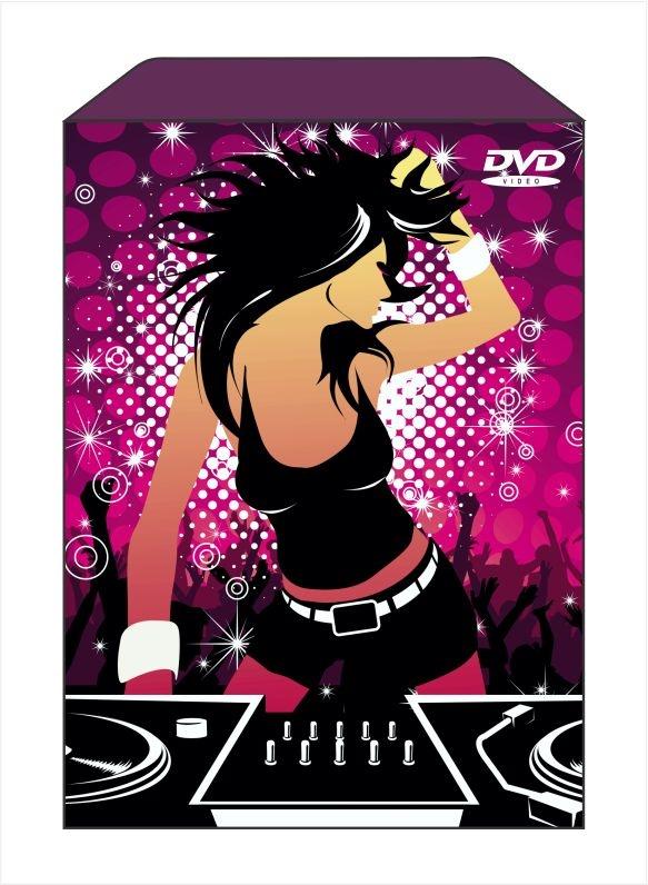 Capa dvd envelope