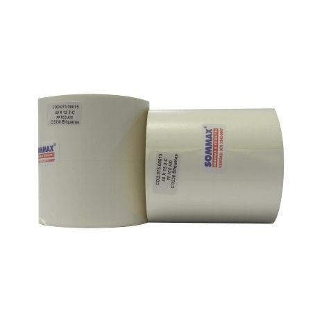 Etiqueta 40x15mm com 3330 etiquetas (Anel/Brinco)