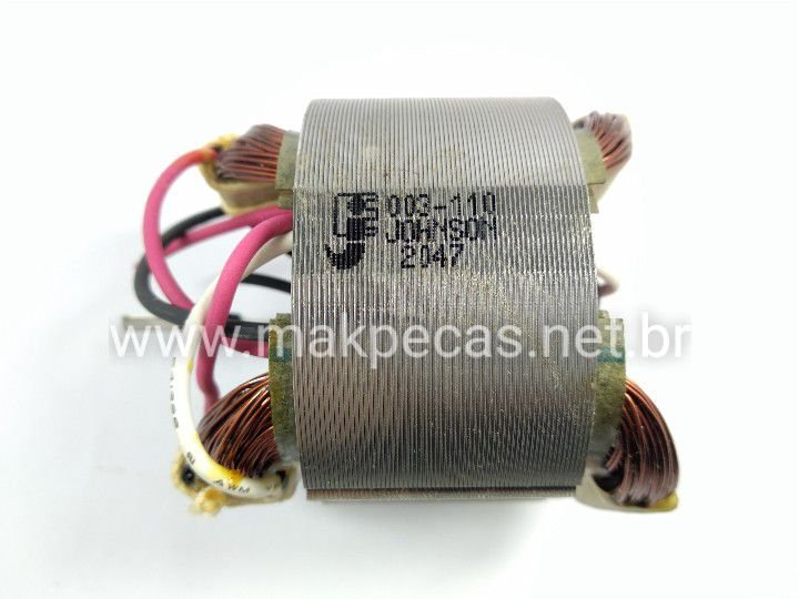 ESTATOR 127V P/ FURADEIRA MAKITA MHP130