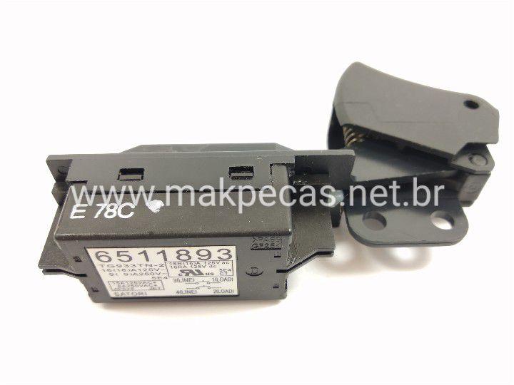 INTERRUPTOR TG933TN-2 PARA SERRA CIRCULAR MAKITA 5007N