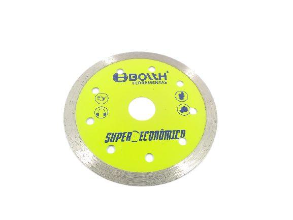 DISCO 110MM FURO 20MM 14.880RPM SUPER ECONÔMICO BOLTH