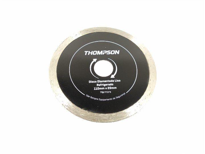 DISCO DIAMANTADO LISO REFRIGERADO THOMPSON 110MMX20MM