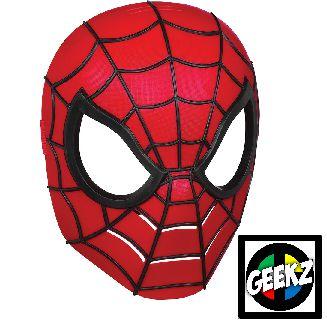 MÁSCARA SPIDER-MAN HASBRO