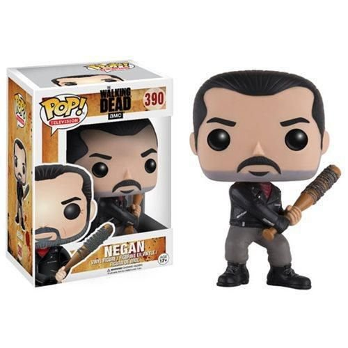 FUNKO POP! TELEVISION THE WALKING DEAD NEGAN #390