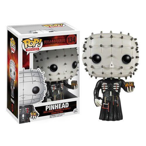 FUNKO POP! MOVIES HELLRAISER PINHEAD #134
