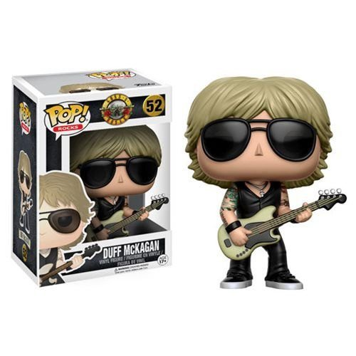 FUNKO POP! ROCKS GUNS N ROSES DUFF MCKAGAN #52