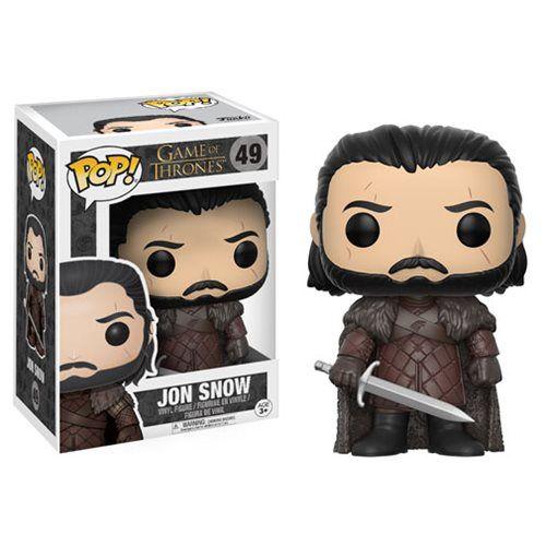 Game Of Thrones Jon Snow Funko Pop! Vinyl Figure #49