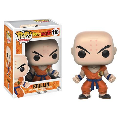 Dragon Ball Z Kuririn Krillin Funko Pop! Vinyl Figure #110