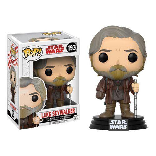 Funko Pop! Star Wars The Last Jedi Luke Skywalker #193
