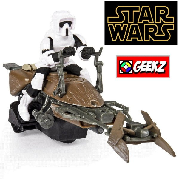 STAR WARS SPEEDER BIKE CONTROLE REMOTO AIR HOGS