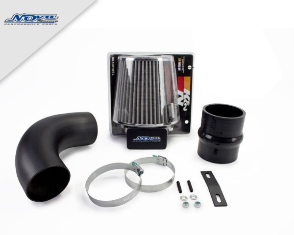 INTAKE JETTA | FUSCA MK6 2.0 TSI 200CV PARCIAL - FILTRO K&N BRANCO