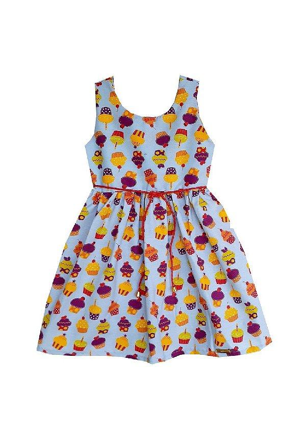 Vestido Petit Cupcakes