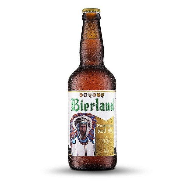Cerveja Artesanal Bierland American Red Ale 500ml