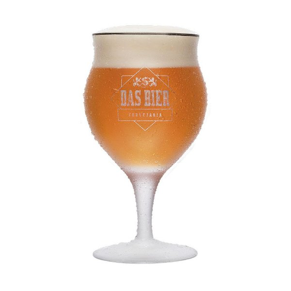 Copo Cristal para Cerveja Artesanal Das Bier 450ml