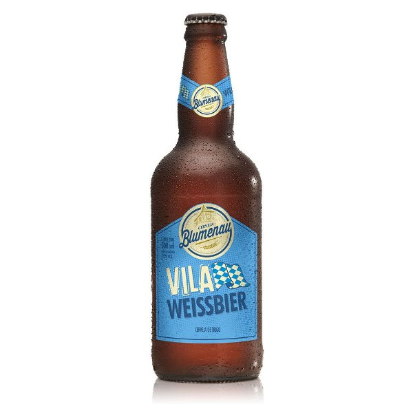 Cerveja Blumenau Villa Weissbier 500ml