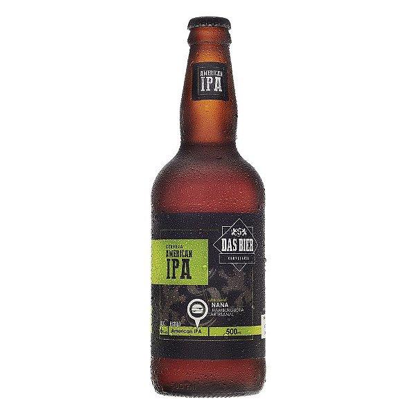 Cerveja Artesanal Das Bier American IPA 500ml