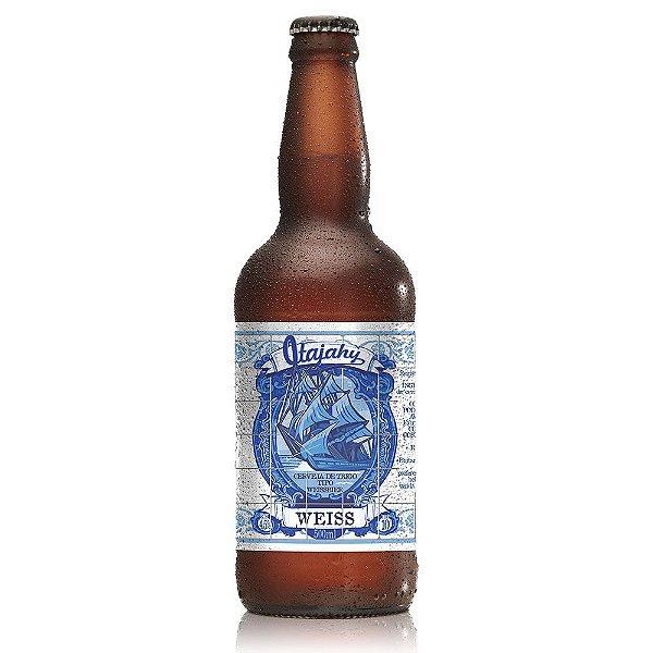 Cerveja Artesanal Itajahy Weiss 500ml