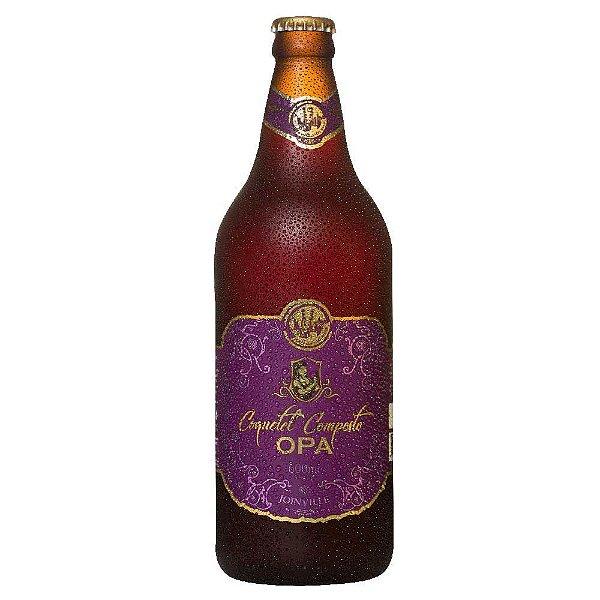 Cerveja Opa Bier Coquetel Composto 600ml