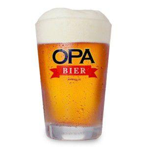 Copo de Cerveja Artesanal Opa Bier Caldereta Pale Ale 300ml