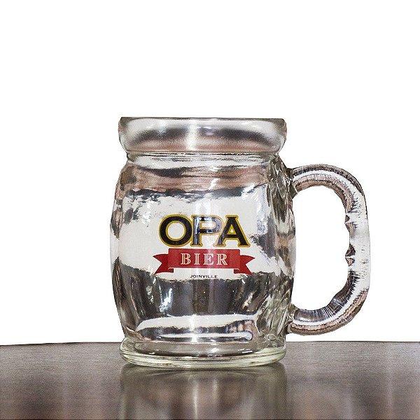 Caneca de Chopp Opa Bier 400ml