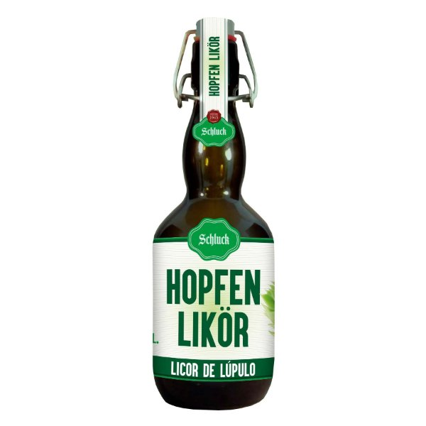 Licor de Lúpulo Hopfen Likor Schluck 530ml