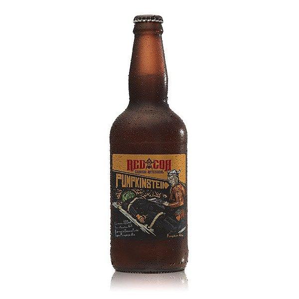 Cerveja Artesanal RedCor Pumpkinstein Ale 500ml