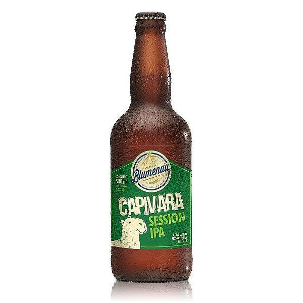 Cerveja Blumenau Capivara Session IPA 500ml