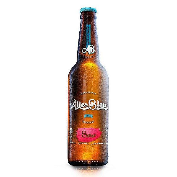 Cerveja Artesanal Alles Blau Sour 355ml