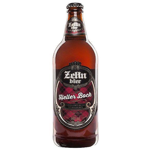 Cerveja Artesanal Zehn Bier Heller Bock 600ml