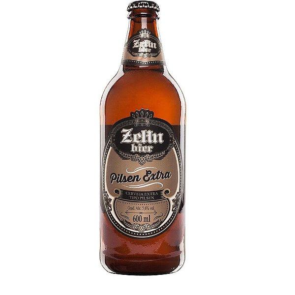 Cerveja Artesanal Zehn Bier Pilsen Extra 600ml