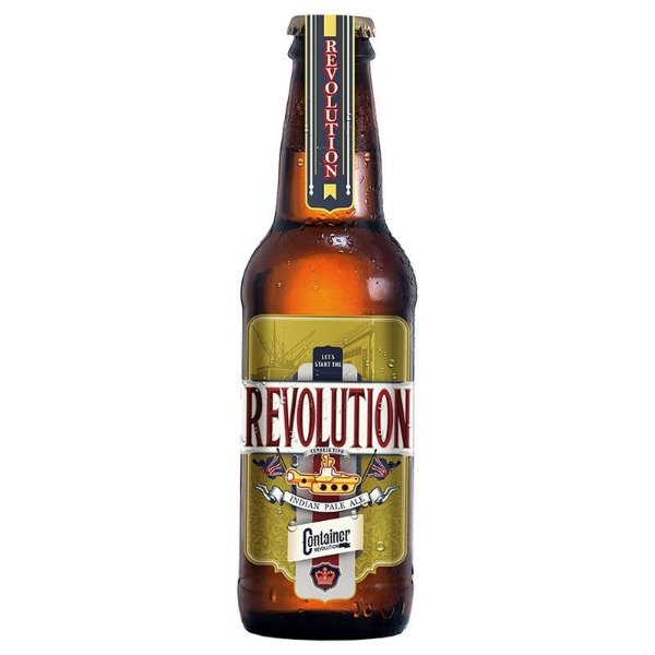 Cerveja Artesanal Container Revolution IPA 500ml